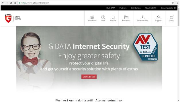 GData Internet Security 2017 Deals