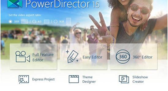 Cyberlink Powerdirector15