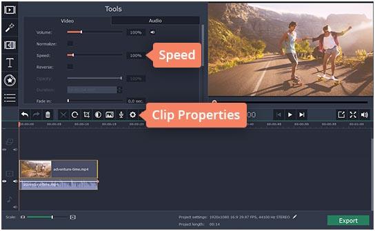 Movavi Howto Speedup Video 2 Screen