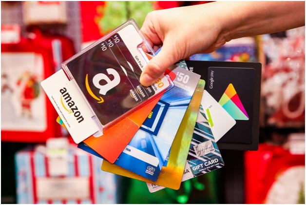 Gift Cards for Online Stores