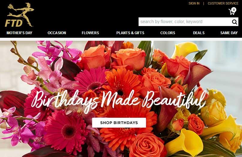 FlowersFast online flowers shop review